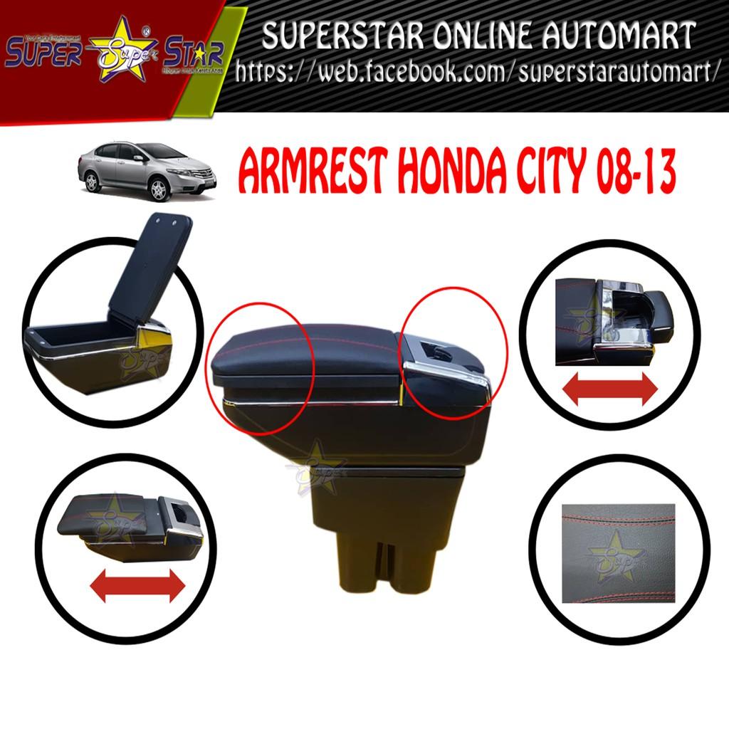 ARMREST HONDA CITY 08-13