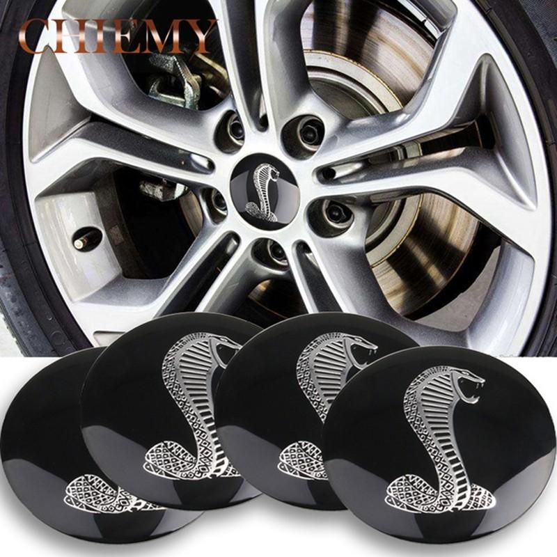 3D GT350 Aluminum Emblem Car Body Rear Badge Sticker for Mustang Shelby