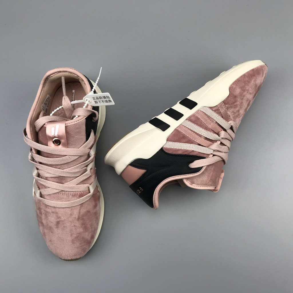 6fce529c3 Adidas clover EQT SUPPORT ADV PRIDE men and women with the same skateboard  shoes CM7800