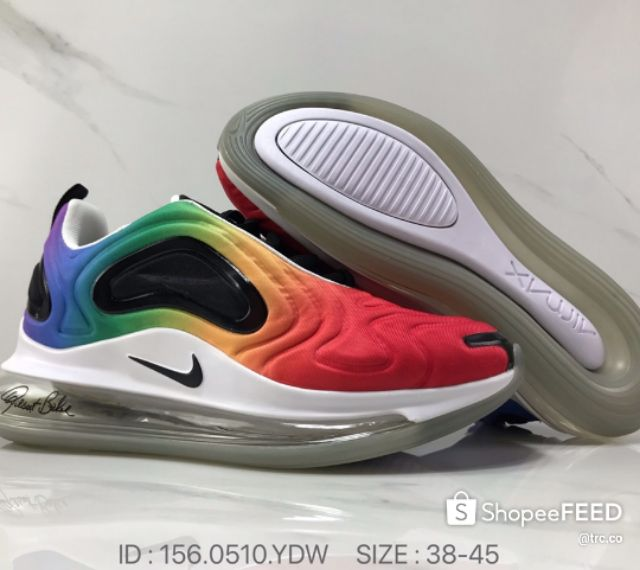 Nike Air Max 720 156.0510.YDW Men's Women's Unisex Running Sports Shoes Premium