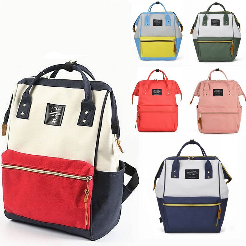 5b24af8665 Backpack women Mummy Maternity Nappy Bag Large Capacity Baby Travel Bag