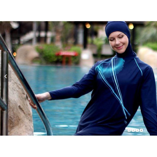 Muslim Adult Swimming Suit (1735)