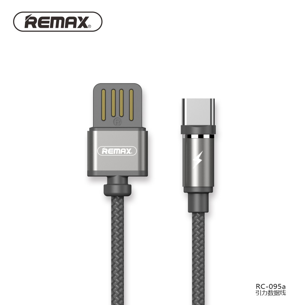 Original Remax RC-089 Durable Metal Braided 2.4A Cable for Charge & Data Cable,, | Shopee Malaysia