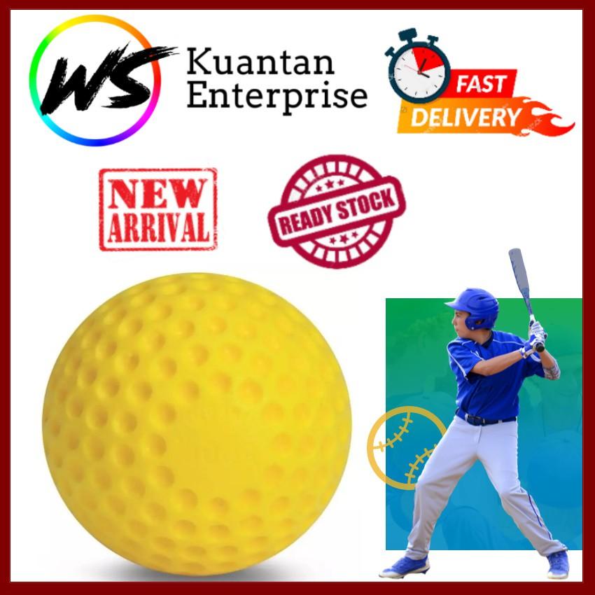 "【100% Original】Naigai Softball Dimple | Bola Sofbol  (12"" Dimple Ball)"