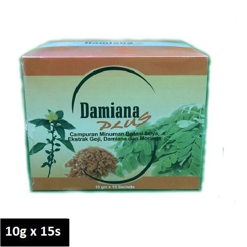 Damiana Plus (10g x 15 sachets)
