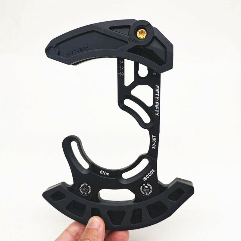 Fifty Fifty Mountain Bike 2X Chain Guide Guards Enduro Am ISCG 05 03 BB mount