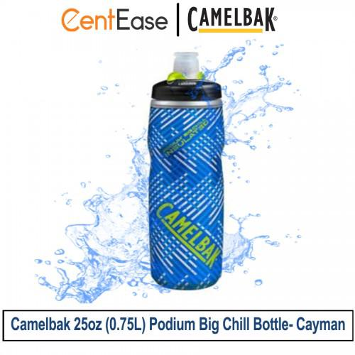 Cayman Camelbak Podium Chill Insulated Drinks Water Bottle 0.62L