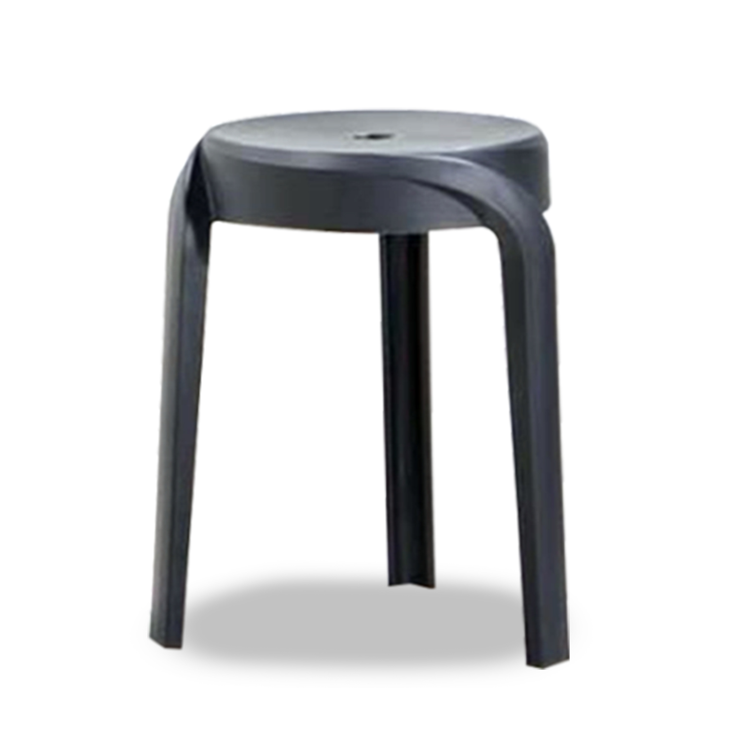 Stool with PP in 4 colours