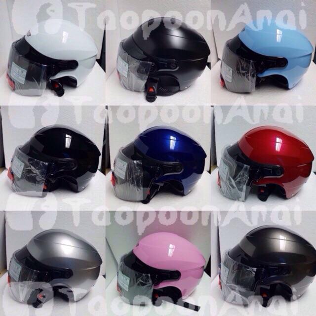 [ส่งฟรี Kerry] SPACE CROWN หมวกกันน๊อค รุ่น CT-900 (หล
