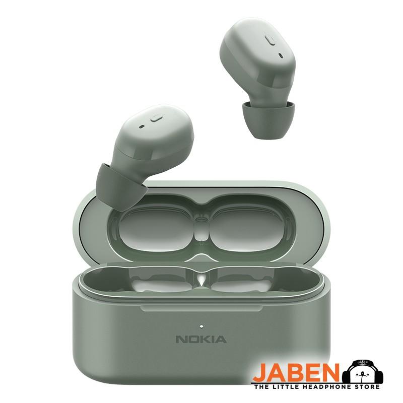 Nokia E3200 Ambient Awareness IPX5 Waterproof Type-C 17 Hours Bluetooth 5.0 TWS True Wireless In-Ear Earphones [Jaben]