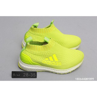Adidas SUPERSTAR SLIPON Clover Shell Bandages Board Shoes Children's shoes