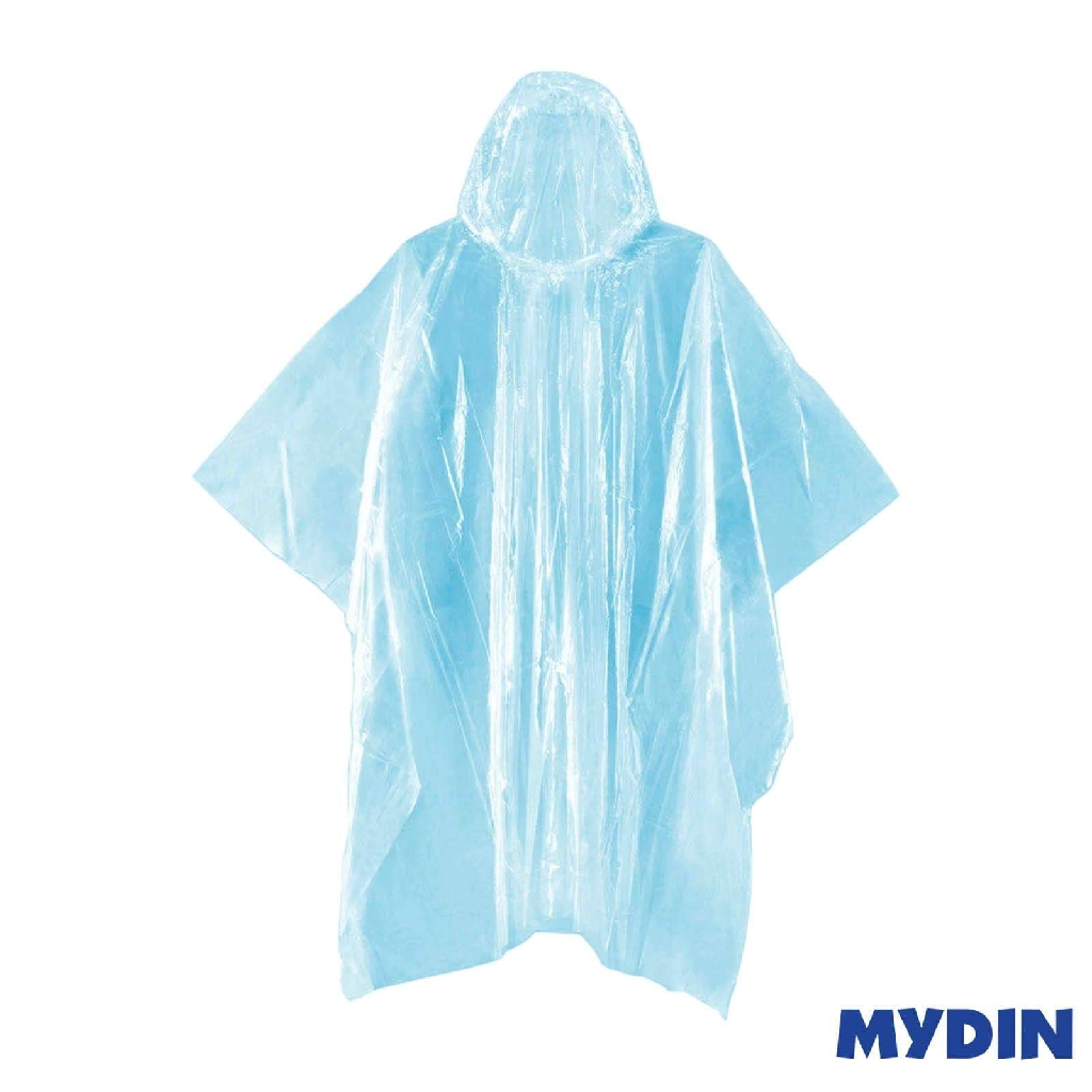 Adult Emergency Disposable Poncho Assorted Colour RYPXBP-1