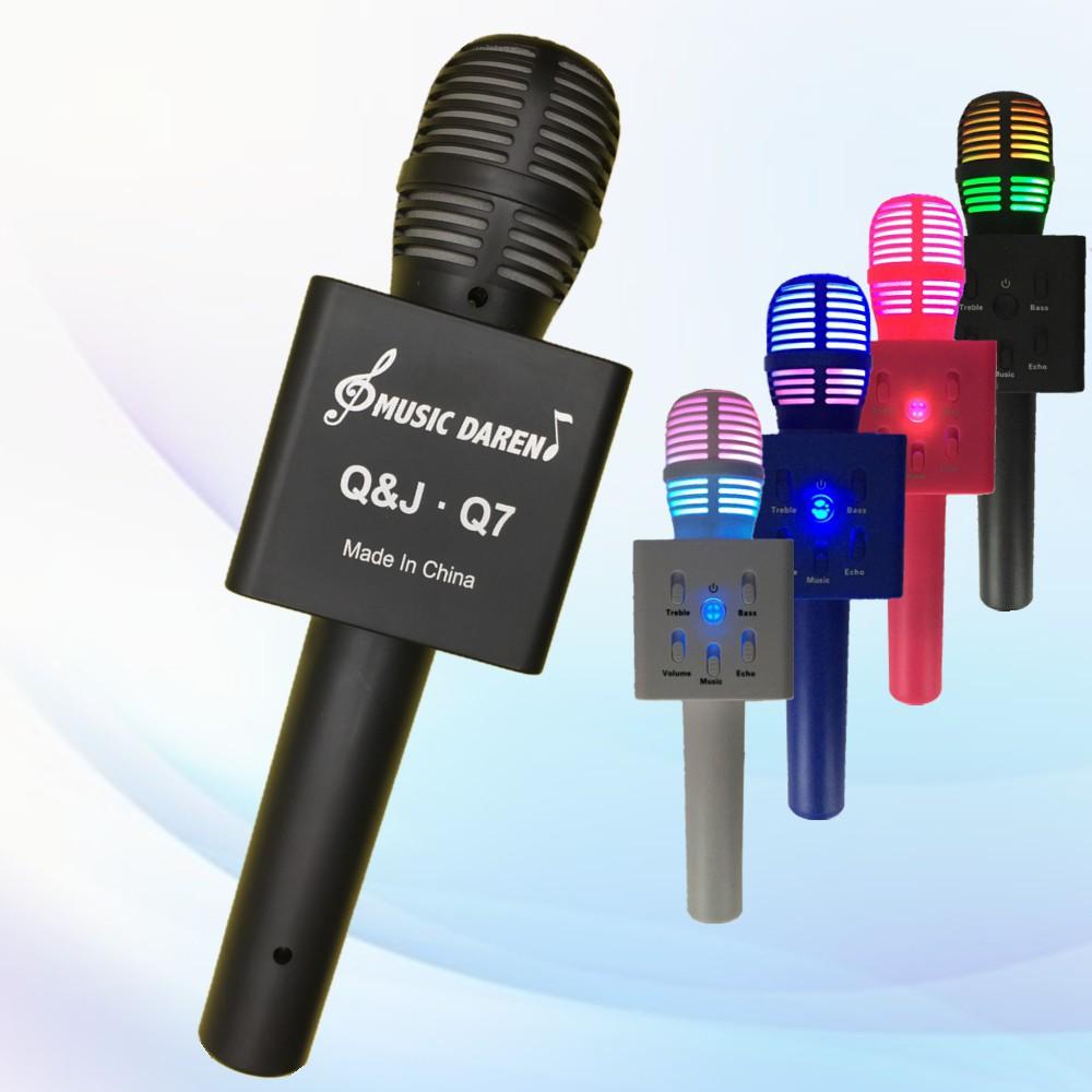 Resultado de imagen para microfono q7 plastico