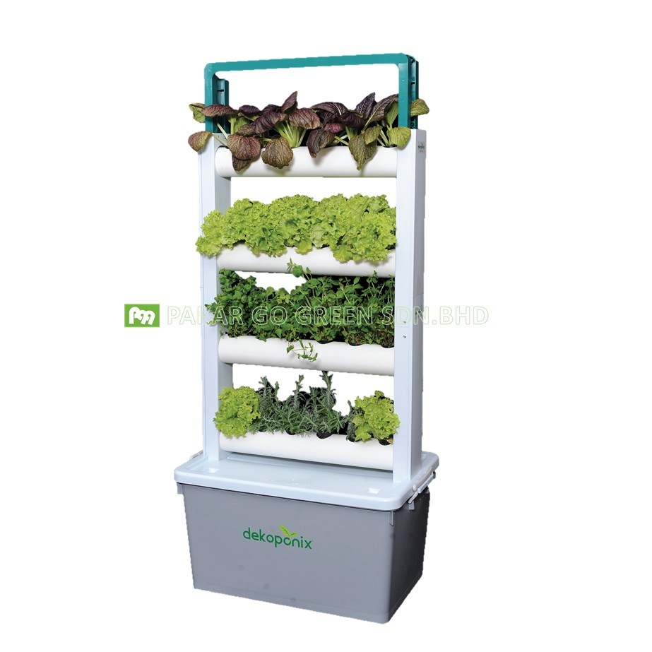 Dekoponix Rack (Hydroponic Set/ Portable Indoor Outdoor