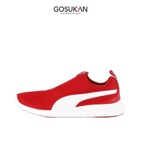 83caf620 Puma Men St Trainer Evo V2 Slip On Shoes RED/WHITE(SKU: SH-SHOE/363741-02)