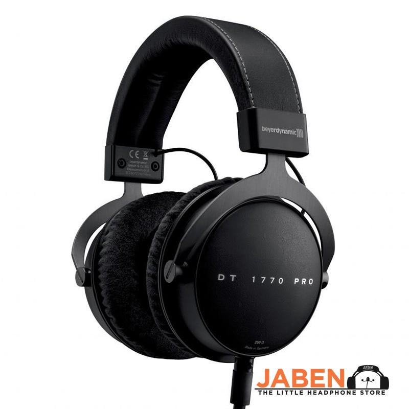 beyerdynamic DT 1770 Pro Hi-Res Tesla Professional Monitoring Detachable Over-Ear Headphones [Jaben] DT1770 DT770
