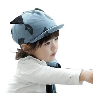 ca2b6194 Fashion Baby Kids Hat Cartoon Baseball Cap Boys Girls Soft Cotton Caps Sun  Hat   Shopee Malaysia