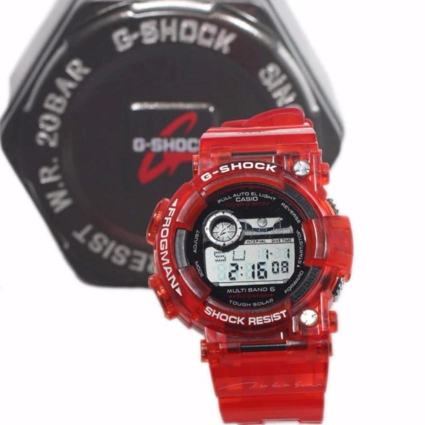 best website e4d0c 23dce G_SHOCK Red Color Watch For Men