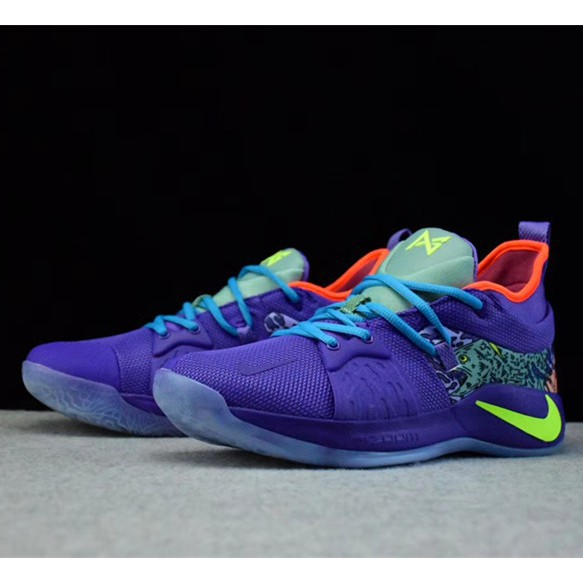 """sports shoes 9b864 fc77c Nike PG 2 """"Mamba Mentality"""" Men's high-top breathable basketball shoes"""