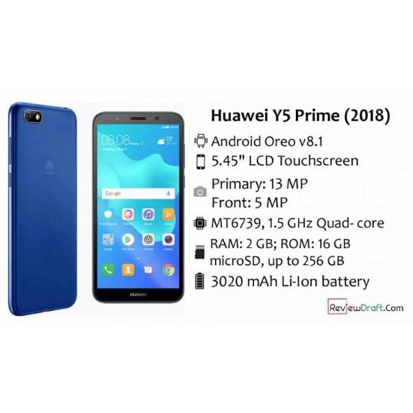 Huawei Y5 Prime 2018 | 2GB RAM 16GB | Original Huawei