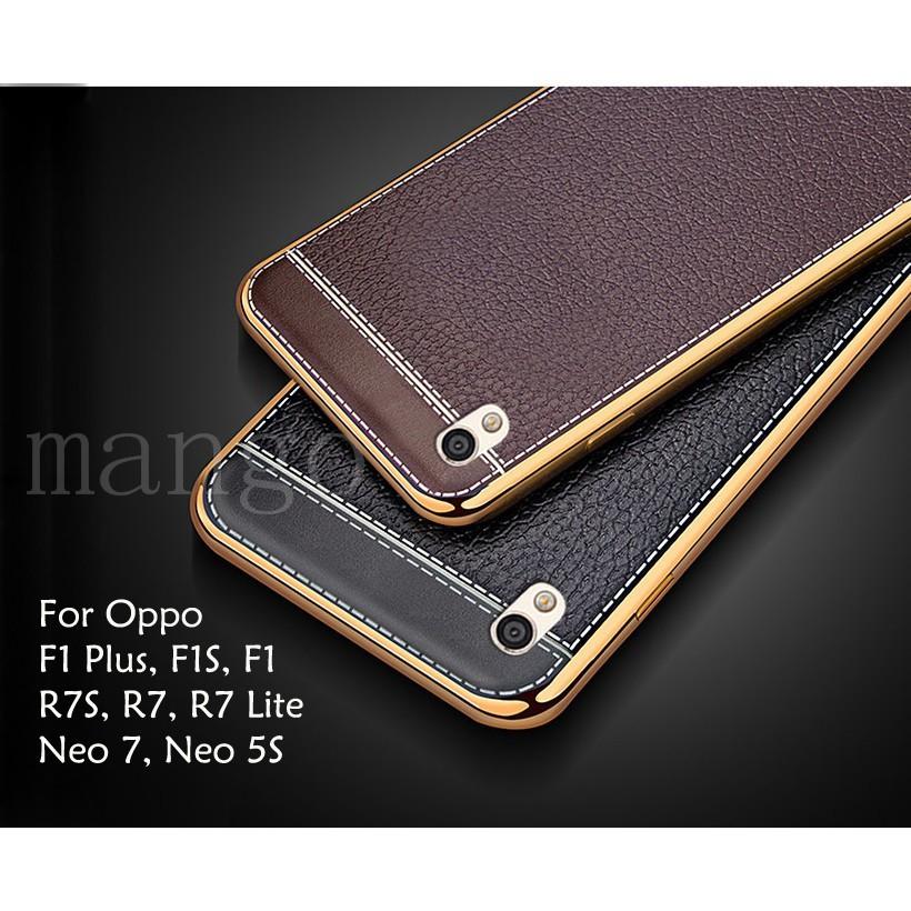 【Ready Stock】 Oppo F1/F1 Plus /F1s /A37 Mirror bumper case cover casing | Shopee Malaysia