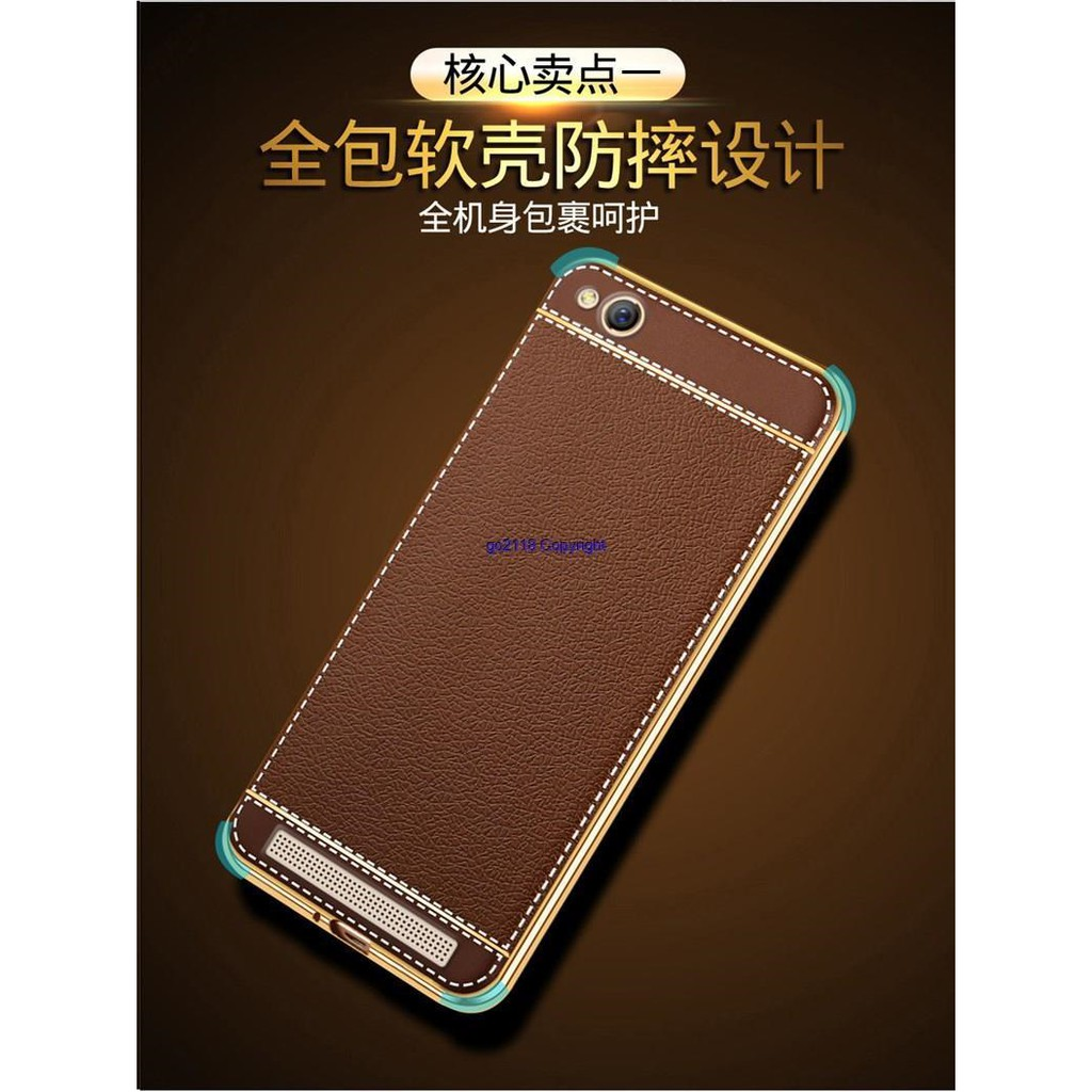 Vivo Y51 Y51A 24k Mirror Metal Frame Back Cover Casing+Tempered Glass | Shopee Malaysia