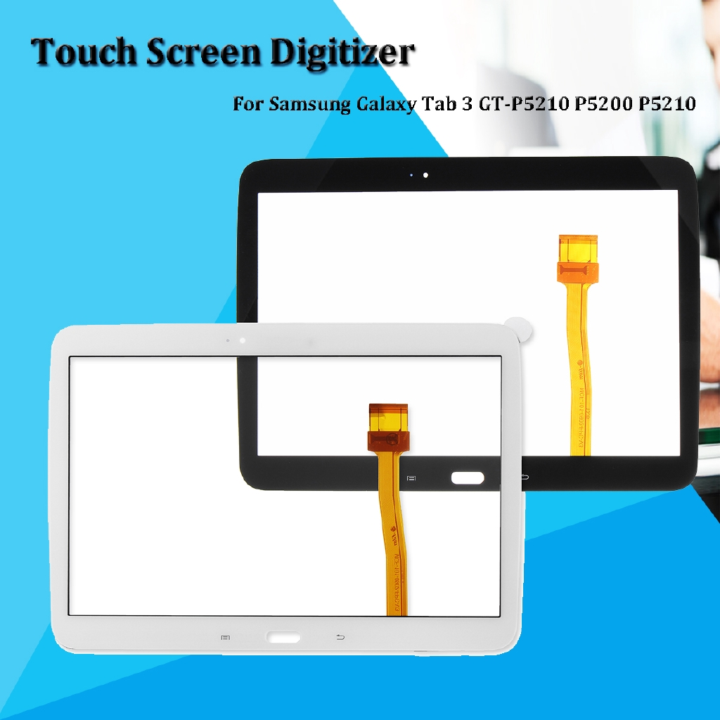 8fccb2c87e9 Touch Screen Digitizer Glass For Samsung Galaxy Tab 3 10.1 | Shopee Malaysia