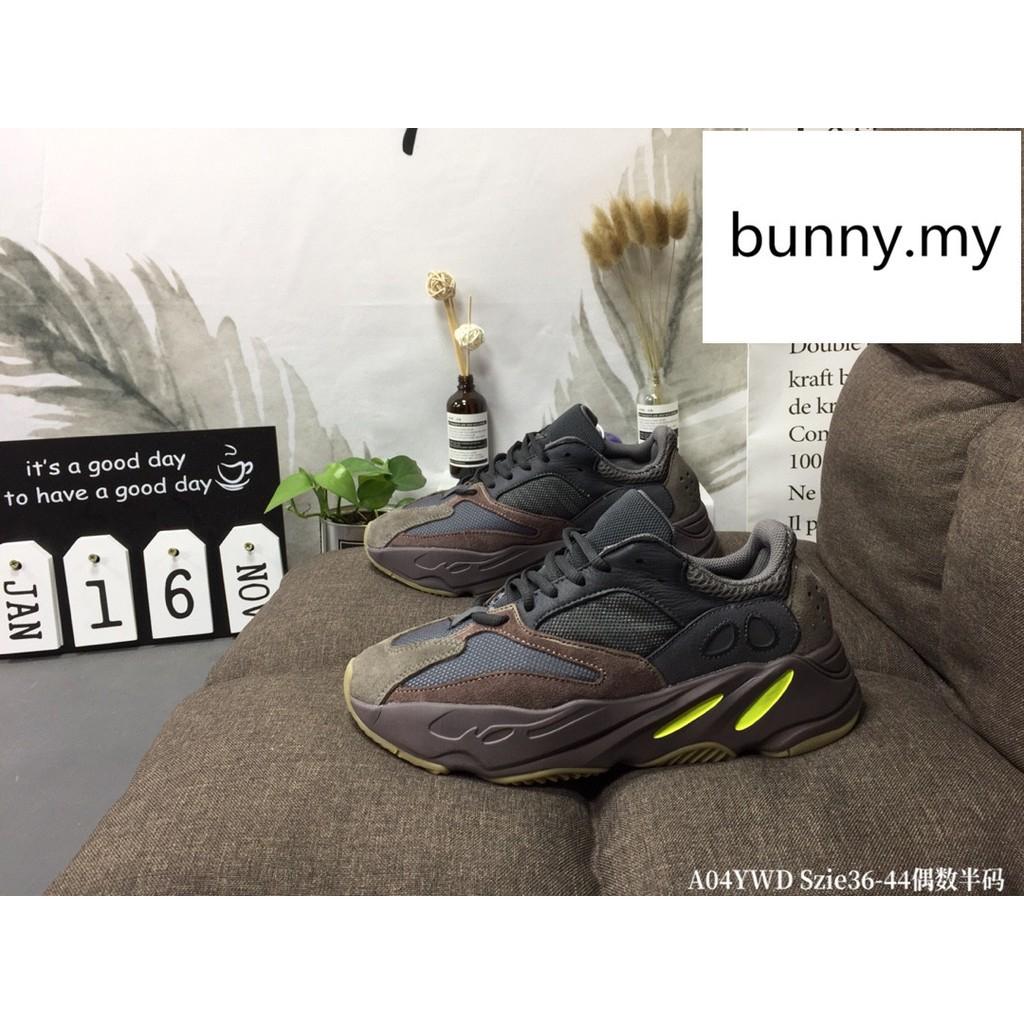 info for 3c366 35d1e Ready Stock Original Adidas Yeezy Boost 700 3M women men running shoes 36-44