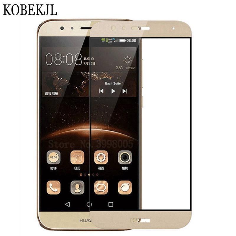 9H Full Tempered Glass Huawei G8 RIO-L01 RIO-L02 RIO-L03 RIO-AL00 RIO L01  L02