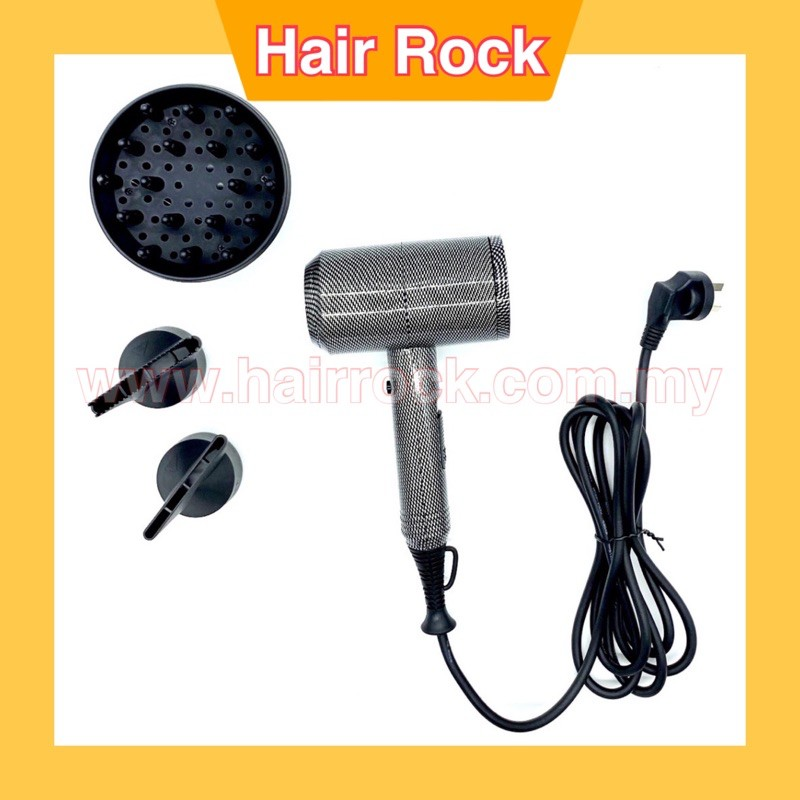 Powerful Constant Temperature Hair Dryer Low Noise Fast Styling Dryer Hairdryer