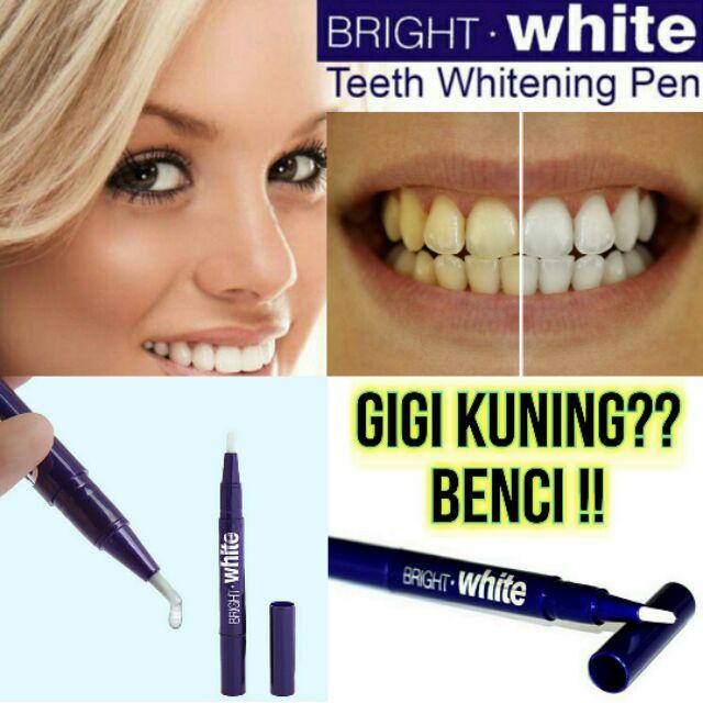 Pemutih Gigi Dgn Whitelight Shopee Malaysia