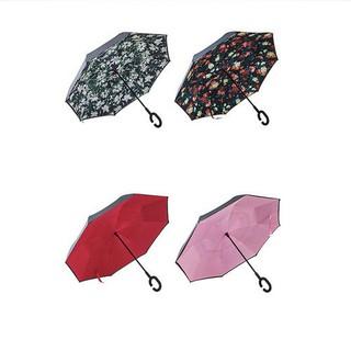 fc9d19f34dc6 Double direction umbrella, folding umbrella, folding umbrella, double  rainproof and wind proof umbre