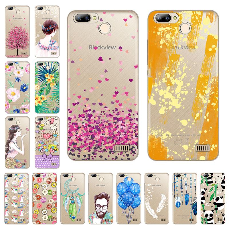 Hollow Cases for Blackview A7 A7 Pro 5 0 inch Covers Soft