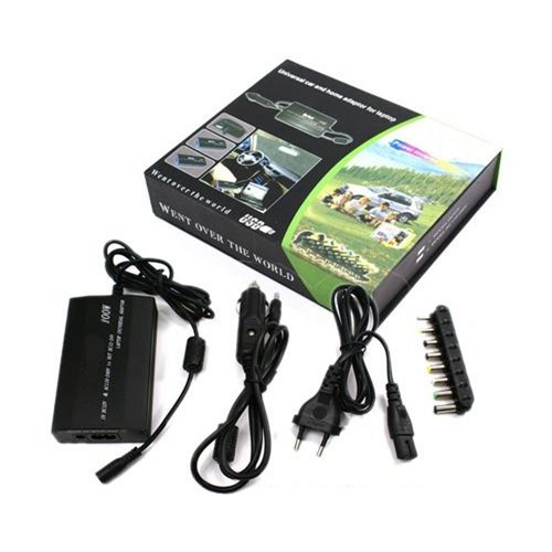 Universal 100w Laptop Car & Home Power Supply