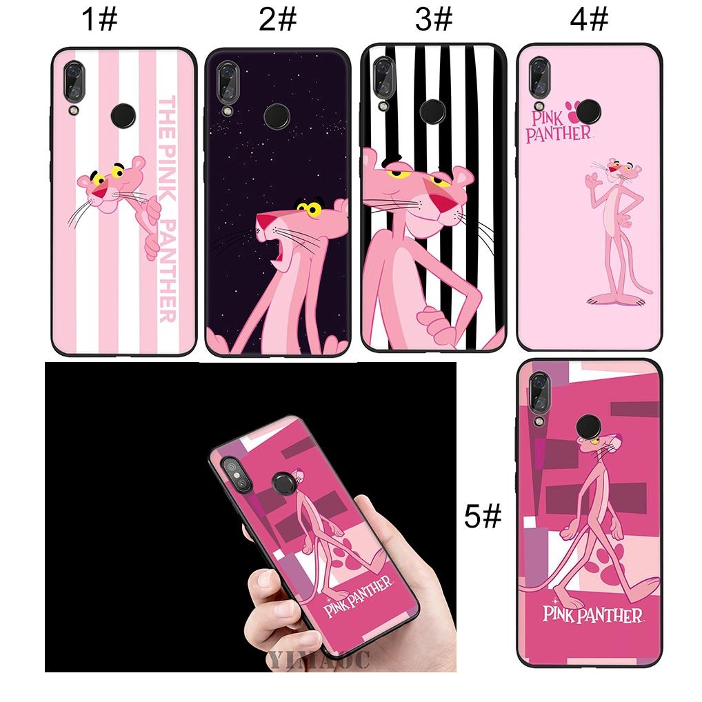 Xiaomi Redmi Note 4 4A 4X 5 5A 6 Pro Soft Case Pink Panther