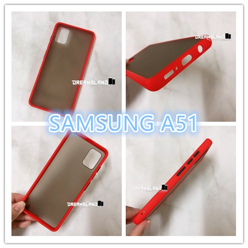 SAMSUNG NEW MODEL SAMSUNG A51 / SAMSUNG A31 / SAMSUNG A71 / SAMSUNG J7PRIME MILITARY MATTE CASE READY STOCK