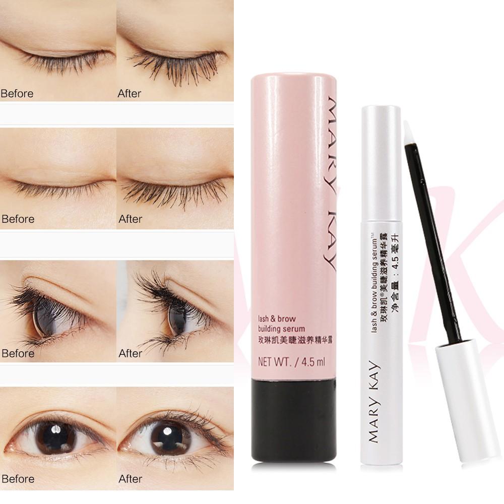 05afff8b1970 Mary Kay Lash & Brow Building Serum Promotes Natural Eyebrows & Eyelash  Growth