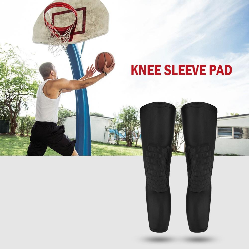 4ee9e53d36 Lixada Knee Brace Knee Sleeve Pad Basketball Kneepad Calf Sports Knee Sleeve  Pad | Shopee Malaysia