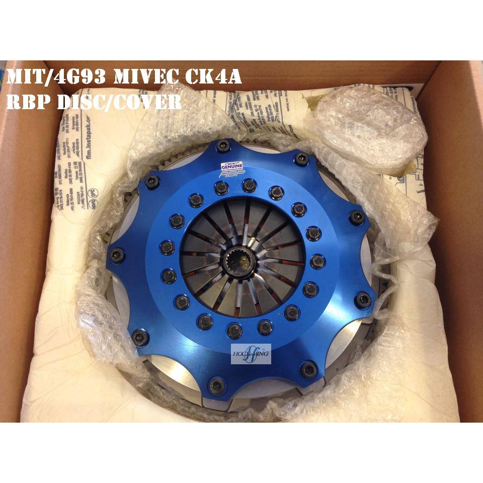 MIT/4G93 MIVEC CK4A RBP SUPER SINGLE CLUTCH