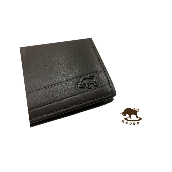 Mauro Design Genuine Leather Men Wallet 💼
