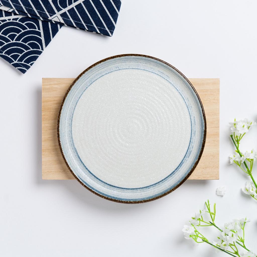 Tsubasa Seires Japanese Ceramic Bowl And Plate Soup Bowl Dining Set Mungkuk Plate Corak 日式古典风陶瓷碗碟