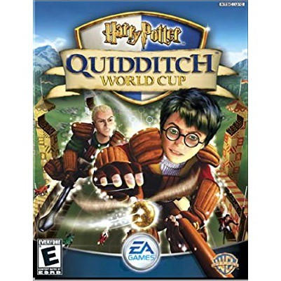 Harry Potter Quidditch World Cup Pc