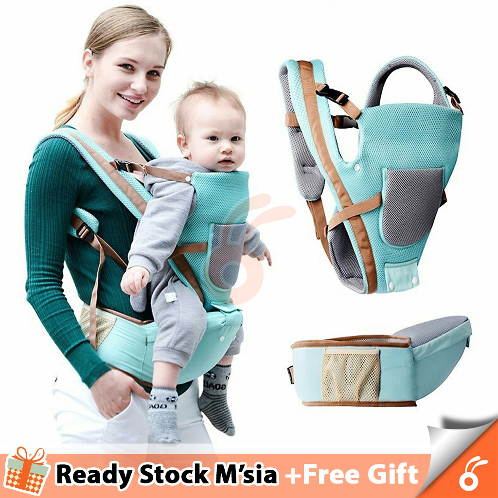 9783a16837ea 6030 Babylab Baby Carrier Infant Comfortable Sling Backpack Pouch Wrap