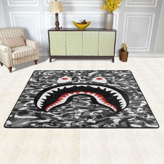 A Bape BabyMilo The  Simpson/'s Non-slip Door mat Floor Area Rug Carpet Bed Bath