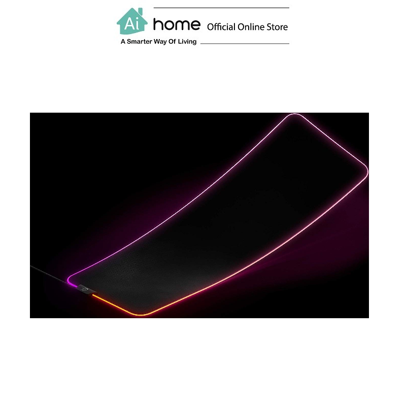 IARMOUR Pro Gaming LED RGB Mouse Pad (Black) with 6 Month Malaysia Warranty [ Ai Home ]