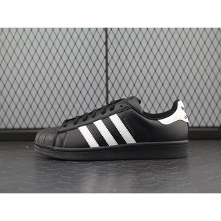 Original Adidas Superstar Black Women Men Sport Shoes Unisex Sneakers