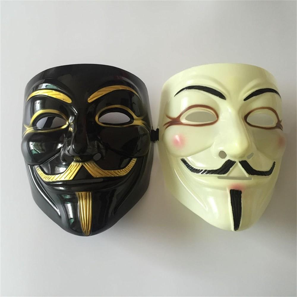 Halloween Party Vendetta Bape V Full Face Mask Anonymous Guy