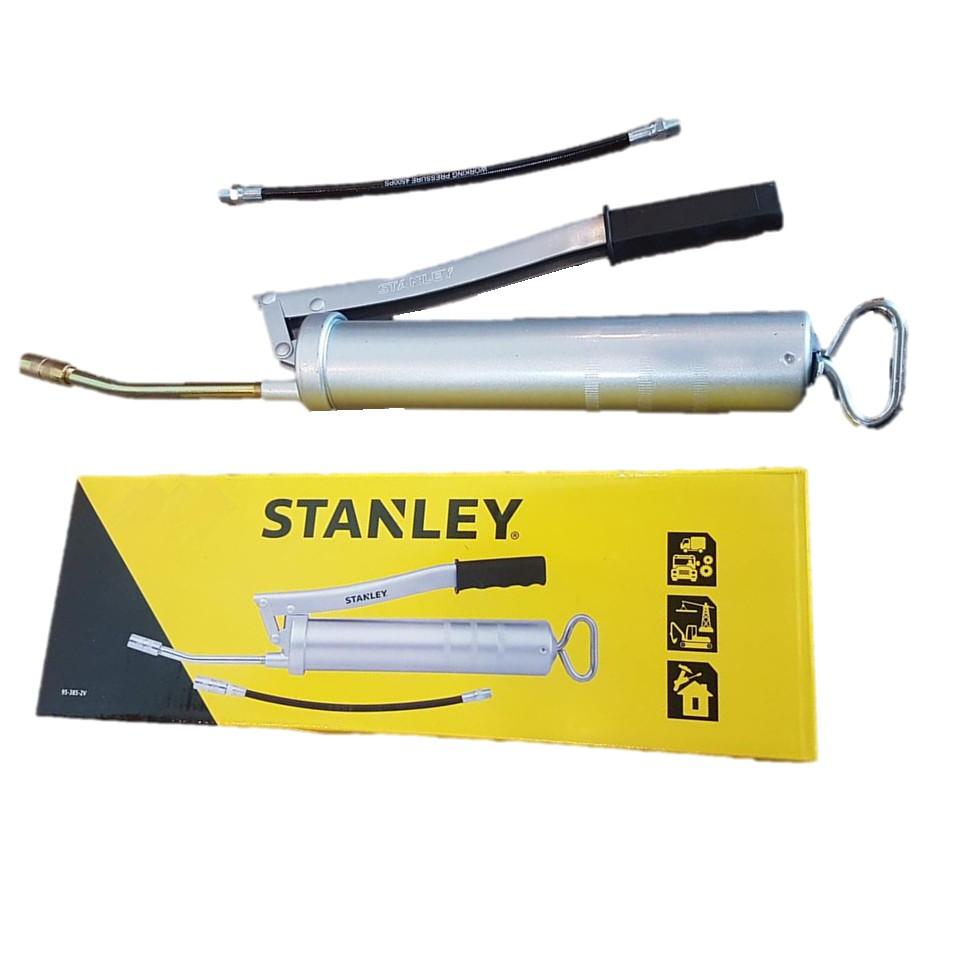 Stanley Stanley Hand Grease Pump - Silver