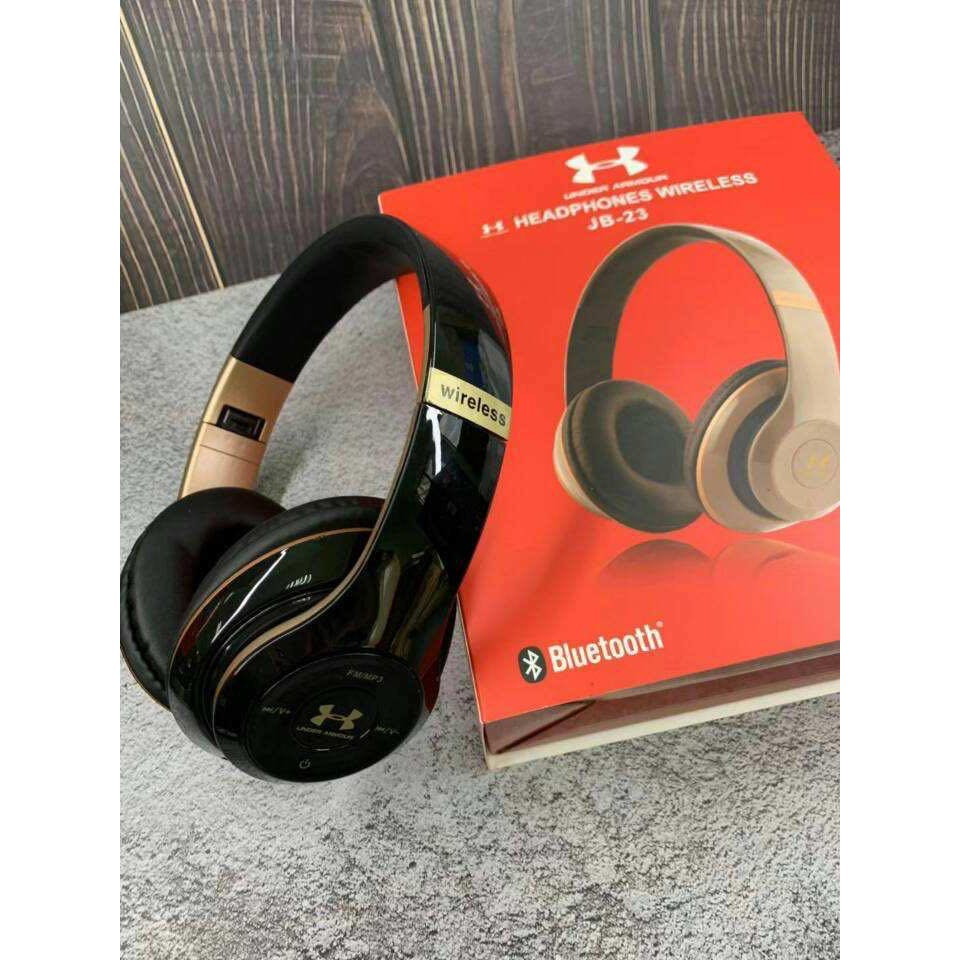 Insistir Contratar Permanece  Headphone Wireless JB 23 with Mic function High Quality | Shopee Malaysia