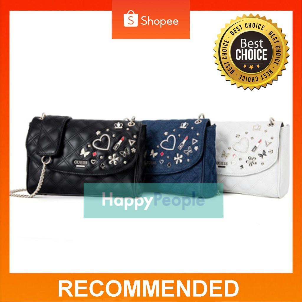 793d2c3df Readystock 🇲🇾 GUESS Baldwin park crossbody bag | Shopee Malaysia